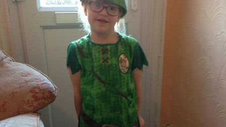 Pupils from Roman Hill Primary School celebrated World Book Day. Picture: Linzie Bessey