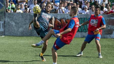 Neymar Jr's Five is holding a qualifier at Powerleague Shoreditch on March 22 and March 25 (pic: Ney