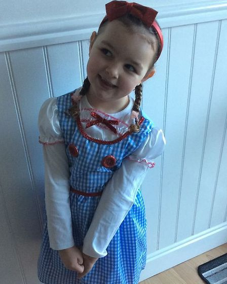 Pupils from Roman Hill Primary School celebrated World Book Day. Picture: Ellie Mae Mirgaux
