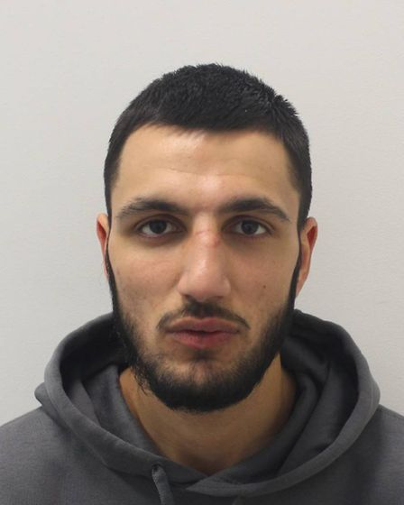 Haaris Rana, 22, was sentenced to life imprisonment with a minimum term of 19 years for the murder o
