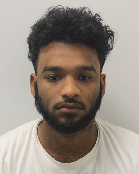 Yasir Ibrahim, also 22, of Maddison Close, East Finchley, was sentenced to eight years for attemptin