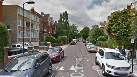 An 18-year-old man was stabbed in an attack in Compayne Gardens, West Hampstead on Tuesday night. Pi