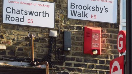 Chatsworth Road will close at the junction with Brooksby's Walk. Picture: David Holt/Flickr (Creativ