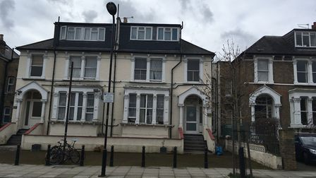 Brownswood Hostel in Finsbury Park. Picture: Emma Youle