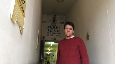 Alex Armitage visited Ridley Villas hostel while out canvassing for the Green Party and was shocked