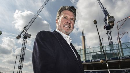 Property tycoon Henry Smith is the largest shareholder in the company that owns Ridley Villas. Pictu