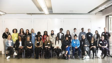Some 26 women shared their stories with school children for Hackney Council's �inspiring young women