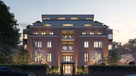 Novel House is the first new build residential development in Hampstead Village for nearly 20 years.