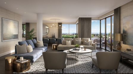 Gordon-Duff & Linton have done the interiors. Picture: Linton Group