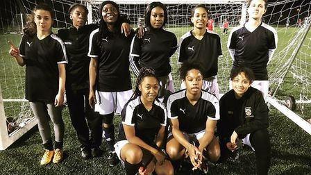 Sport Unite Me play in the Hackney Super5League (pic: Hackney Super5League)