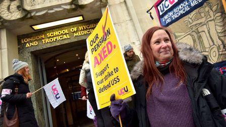 University and College Union staff at UCL have entered their second week of strikes in response to a