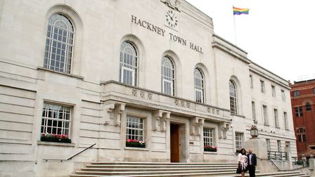 Hackney Council placed 784 households in hostels in 2016-17. Picture: Hackney Council