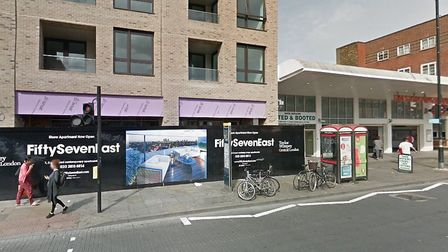 Marks and Spencer is planning to open a store in the new development. Picture: Google Maps