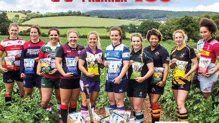 Saracens Women play in the Tyrrells Premier 15s
