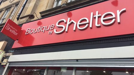 Shelter is a UK housing and homelessness charity. Photo: Jessica Frank-Keyes
