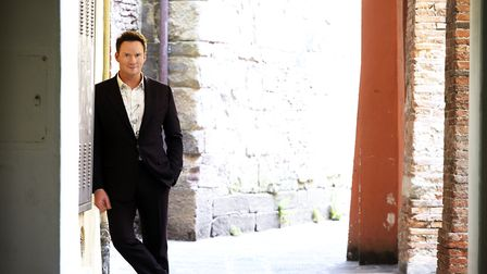 Russell Watson is to perform at Lowestoft's Marin Theatre in November. PICTURE: Steve Double/Handsha