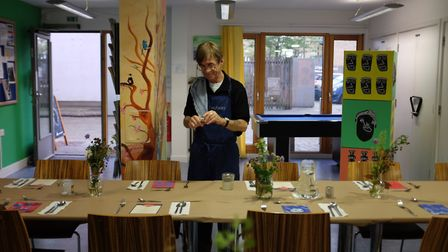 Headway also hosts supper clubs at the Haggerston day centre, in which service users cook for guests