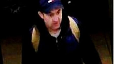 A man police wish to speak to in connection with a burglary (Picture: Met Police)