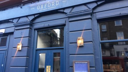 The Oxford Pub in Kentish Town will re-open in just over a month