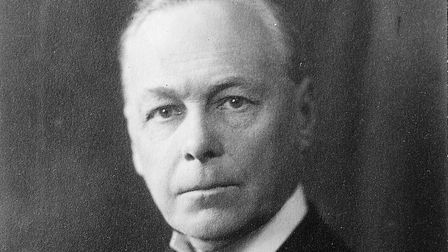 Sir W J Hicks, pictured in 1923 - the home secretary who said he had 'no power to interfere' in the