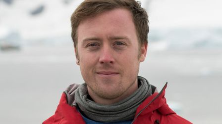 Will McCallum is worried birdsong may become silent. Picture: GREENPEACE