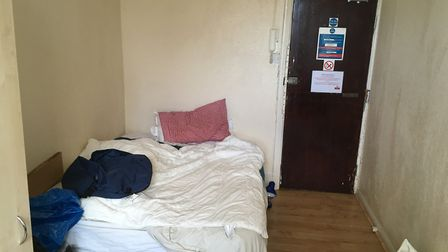 The GP says the cramped size of rooms and noise in hostels can be very stressful