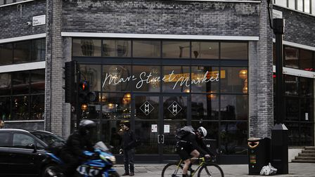 The market is the brainchild of barworks founder Marc Baum-Francis and chef Gizzi Erskine, both of w
