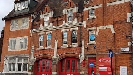 The Old Fire Station in Leswin Road