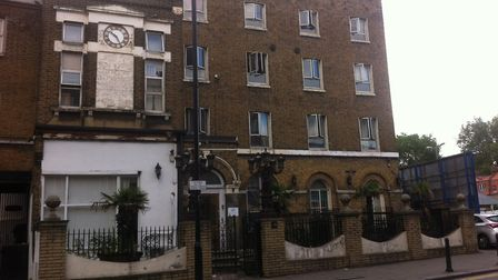 Police were called out to the Shuttleworth hostel in South Hackney 1,384 times