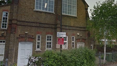 The performance will be held at St Matthias Church Hall in Wordsworth Road. Picture: Google Maps