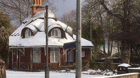 Sparrows Nest Park and Gardens in Lowestoft. Picture: Mark Boggis