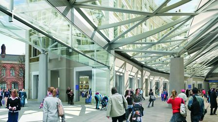 New plans for King's Cross will reveal old decoration and be modern