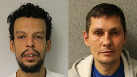 Both Ahmed Amizane and Stuart Battams have received sentences of more than two years for their crime