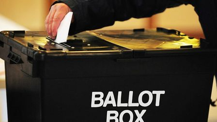 Make your vote count. Picture: RUI VIEIRA/PA IMAGES