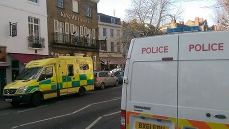 Campaigners are concerned about the effects of police cuts on Hampstead