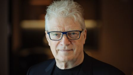Sir Ken Robinson. Picture: Dario Ayala (for The Roundhouse)