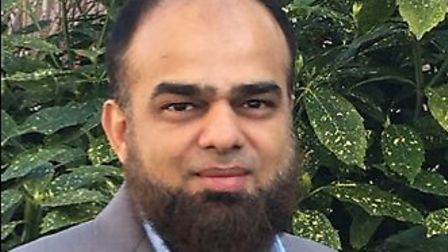 Imtiaz Lunat is hoping to become the mayor of Hackney.