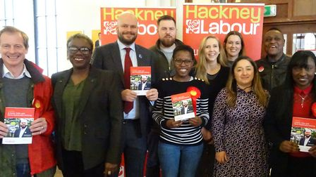 Hackney Labour has launched its manifesto ahead of next month's election.