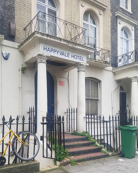 Happy Vale Hotel was branded 'the worst hotel in Britain' after the conditions were revealed in 2014