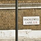 The attack happened in Shacklewell Lane. Picture: Google StreetView