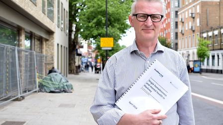 Heathwatch Hackney published the report after interviewing homeless people and mental health advocat