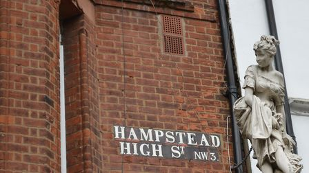 Shoplifters are targeting Hampstead High Street and 'frightening staff'. Picture: Matt Brown/Flickr/