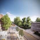 An artists impression of CS11. Picture: TfL