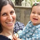 Nazanin has been separated from Gabriella since her arrest in Tehran in April 2016