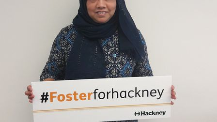 Hajra Aboo has been a foster carer with Hackney Council for more than 20 years