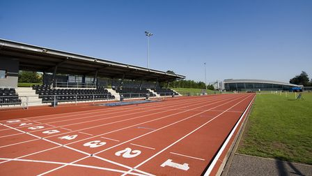 The Lee Valley Athletics Centre is hosting the London 5k Fest on May 9