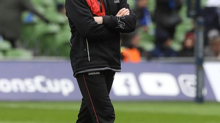 Saracens' director of rugby Marc McCall (pic Lorraine O'Sullivan/PA)
