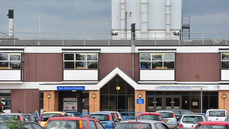 James Paget University Hospital in Gorleston. Picture: Archant.
