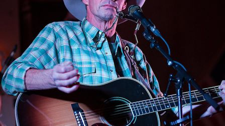 Rich Hall and his Hoedown tour will be performed at Lowestoft's Marina Theatre at a later date. Pict