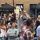 Crowds enjoy a previous Crouch End Festival. Picture: CEF